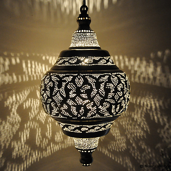 Egyptian closed pendant lamp for Exclusive lampen
