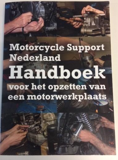 Handboek voor het opzetten van een motorwerkplaats