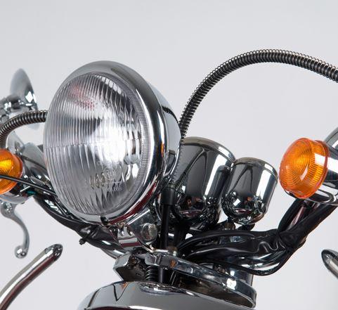Retro Pimp 125cc