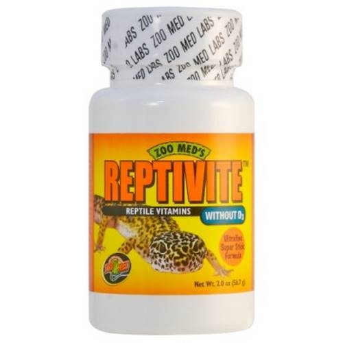 Reptivite with-out D3
