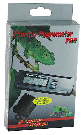 Thermometer-Hygrometer PRO