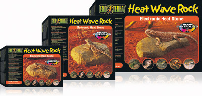 Heating Rock