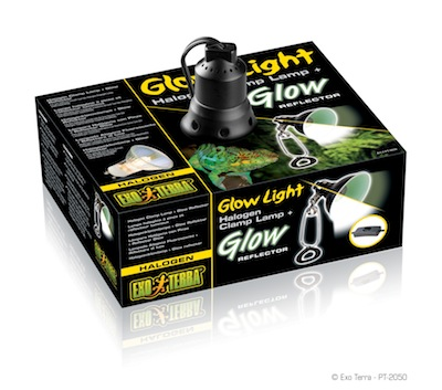 Glow Light Halogen 14cm