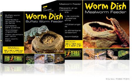 Worm Dish