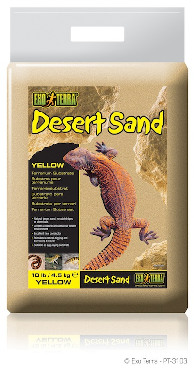 Desert Sand Yellow Gravel 4.5kg