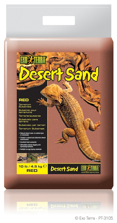 Desert Sand Red Gravel 4.5kg