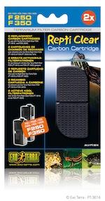 Repti Clear F250 Carbon Cartridge