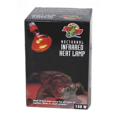 Nocturnal Infrared Heat Lamp