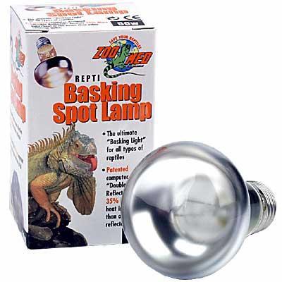 Repti Basking Spot Lamp