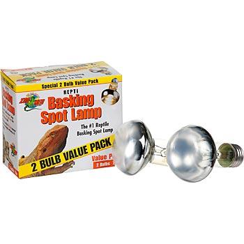 Repti basking Spot Lamp Value Pack