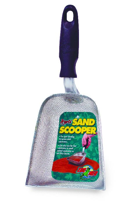Repti Sand Scooper (for sand cleaning)