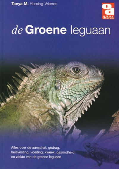 Groene leguaan (NL)