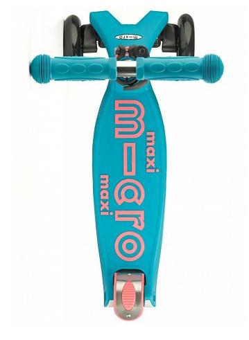 Maxi Micro step Deluxe aqua