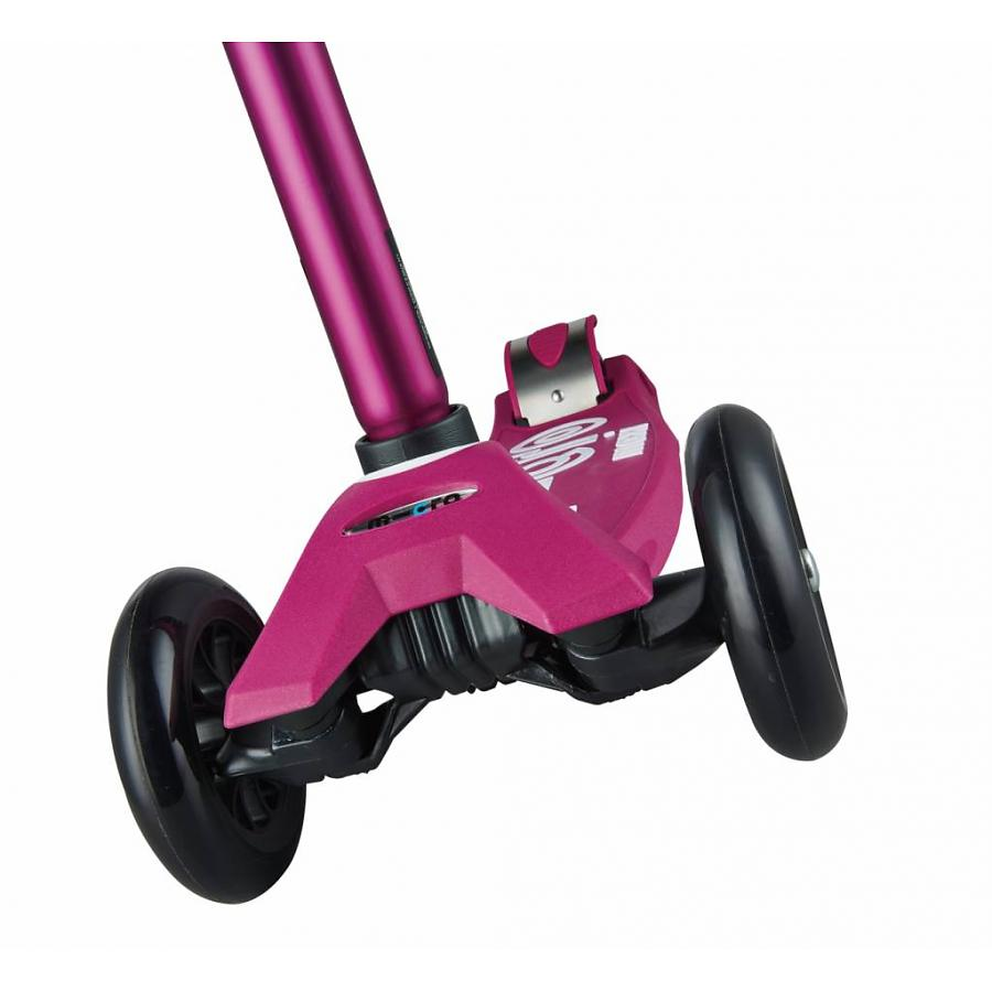 Maxi Micro step Deluxe Berry met T-bar 5-12 jaar