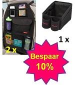 Voordeelpakket <br/>2 x Stow 'n Go <br/> 1 x Travel Pal