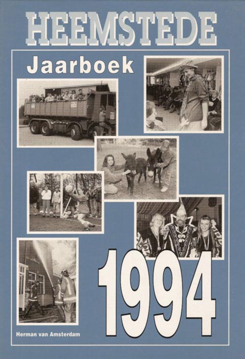 Heemstede jaarboek 1994