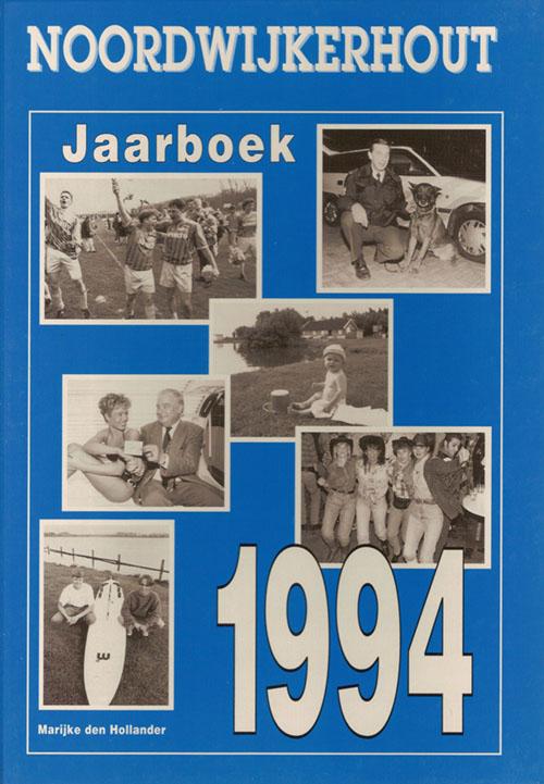 Noordwijkerhout jaarboek 1994
