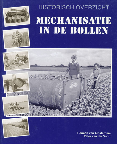 Mechanisatie in de bollen