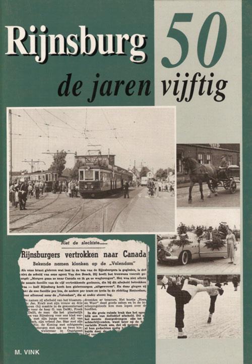Rijnsburg de jaren 50