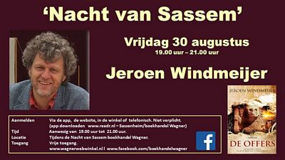 Nacht van Sassem - Jeroen Windmeijer