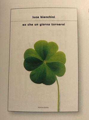 Luca Bianchini - So che un giorno tornerai