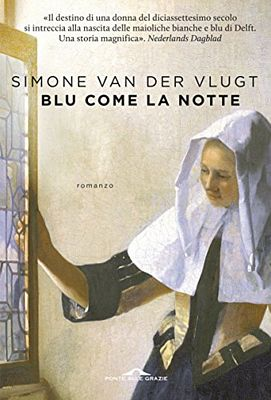 Simone van der Vlugt - Blu come la notte