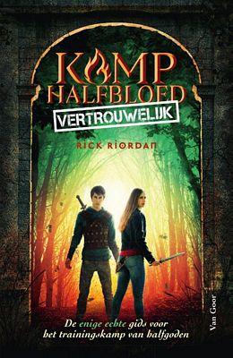 Rick Riordan - Kamp Halfbloed Vertrouwelijk