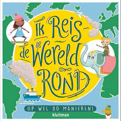 Annemarie Dragt - Ik reis de wereld rond