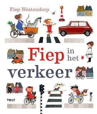 Fiep Westendorp - Fiep in het verkeer