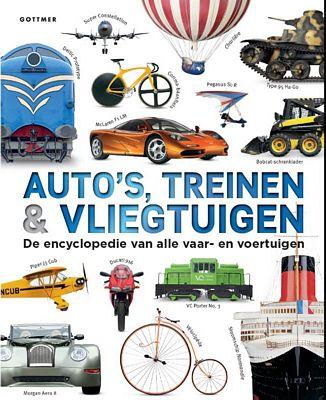 Clive Gifford - Auto's, treinen & vliegtuigen