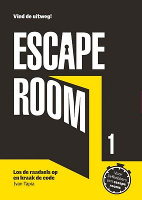 Escape Room - Boek 1