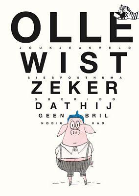 Joukje Akveld - Olle wist zeker dat hij geen bril nodig had