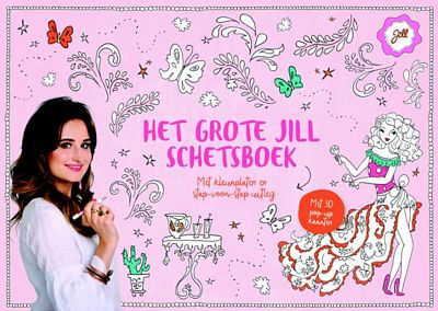 Jill Schirnhofer - Het grote Jill schetsboek