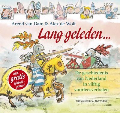 Arend van Dam - Lang geleden...