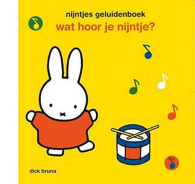 Dick Bruna - Nijntjes geluidenboek