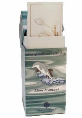 Liane Franzani - 'Dol-fijn' affirmaties