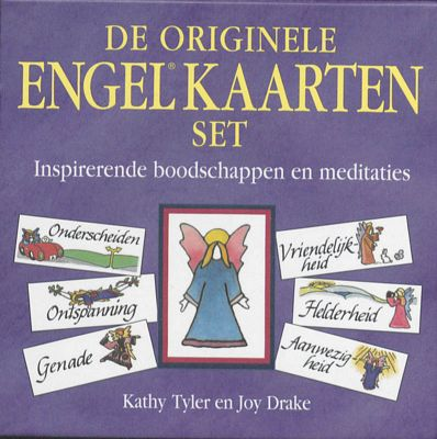 Kathy Tyler & Joy Drake - De originele Engelkaarten