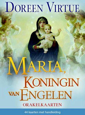 Doreen Virtue - Maria, koningin van Engelen