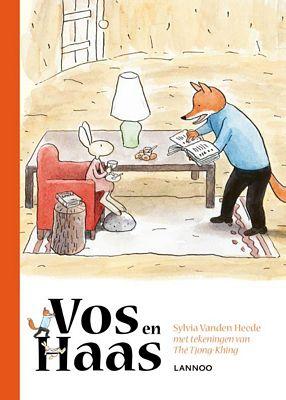 Sylvia Vanden Heede - Vos en Haas