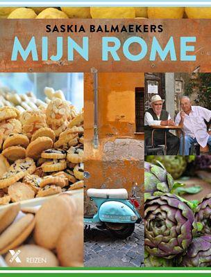 Saskia Balmaekers - Mijn Rome