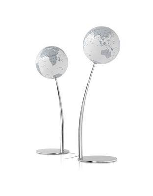Globe Stem Reflection