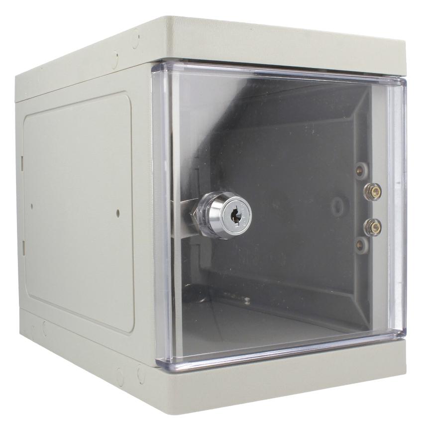 Kunststof Mini Locker