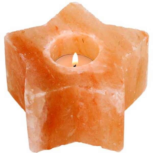 Himalaya Zoutkristal Sfeerlicht Ster