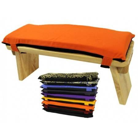 Meditatiebankkussen Oranje