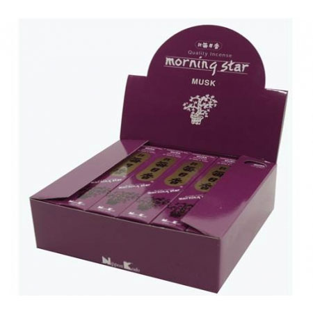 Wierook Morning Star Musk 50 sticks