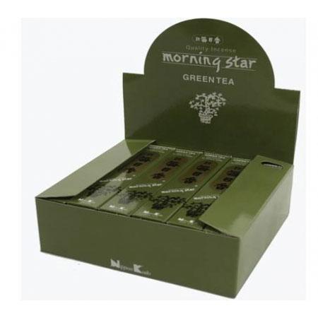 Wierook Morning Star Groene Thee 50 sticks