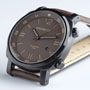 Dual Time brown PVD