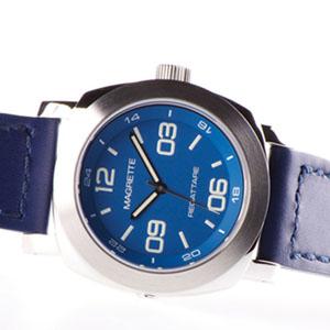 Regattare TIKI<br/>Stainless Steel/Blue
