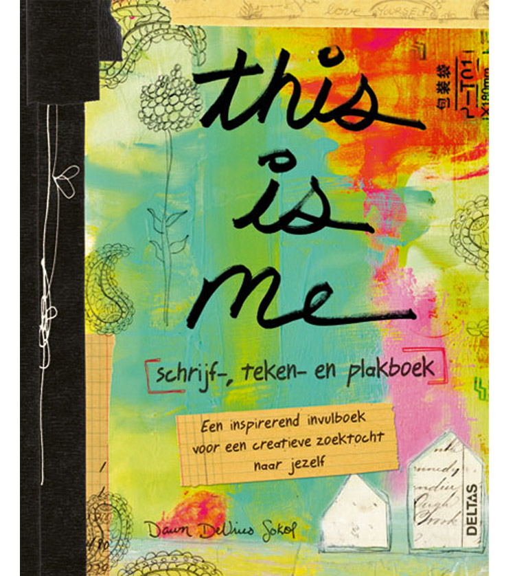 Creatief dagboek: this is me