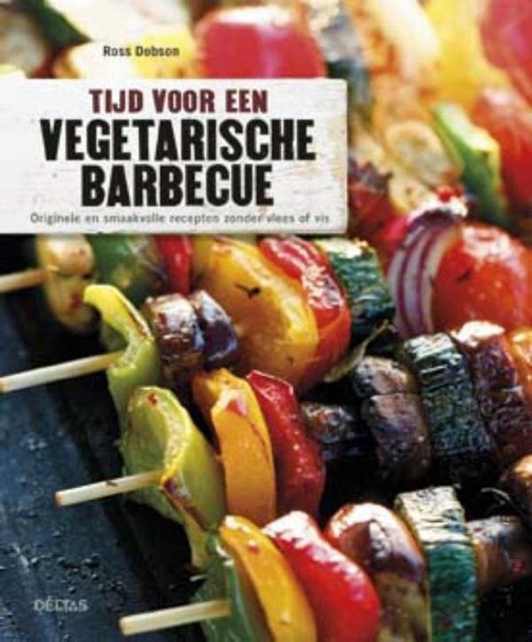 Tijd voor een vegetarische BBQ